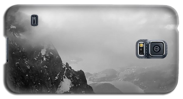Schaffberg Cliff Face Galaxy S5 Case