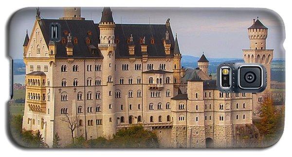 Galaxy S5 Case featuring the photograph Schloss Neuschwanstein by Franziskus Pfleghart
