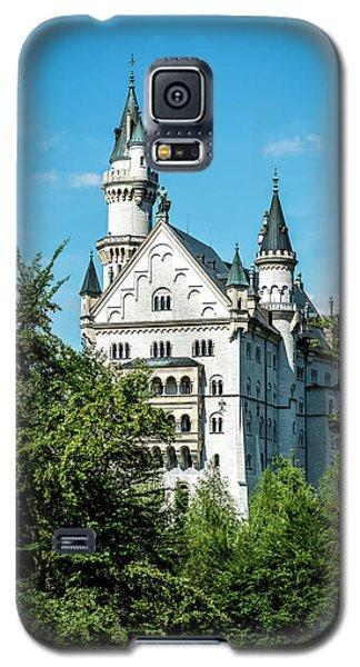 Galaxy S5 Case featuring the photograph Schloss Neuschwantstein by David Morefield
