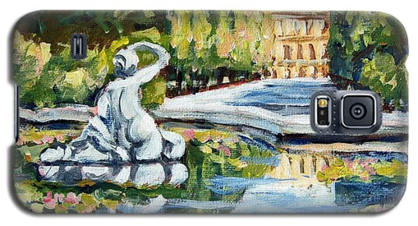 Schoenbrunn Palace Galaxy S5 Case