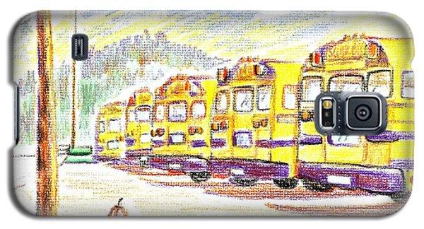 School Bussiness Galaxy S5 Case