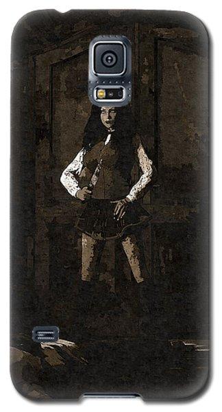 Schoolgirl Revenge Galaxy S5 Case