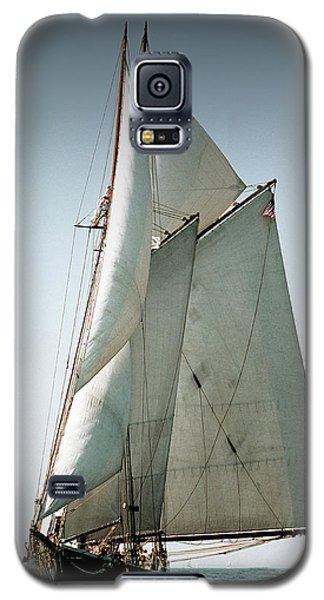 Schooner Ernestina Galaxy S5 Case