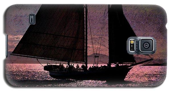 Schooner Mercantile Galaxy S5 Case