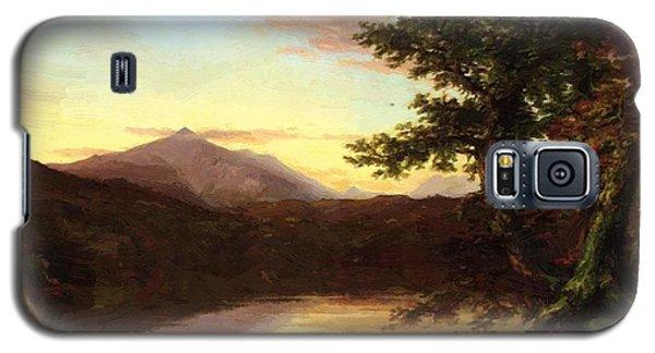 Schroon Lake 1840 Galaxy S5 Case