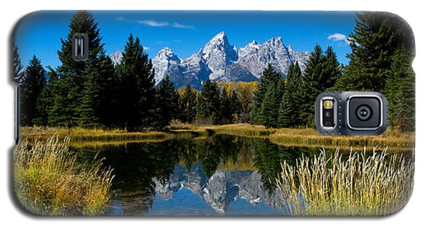 Schwabacher Landing Reflection Galaxy S5 Case