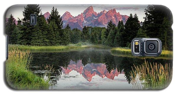 Schwabacher Landing Sunrise Galaxy S5 Case