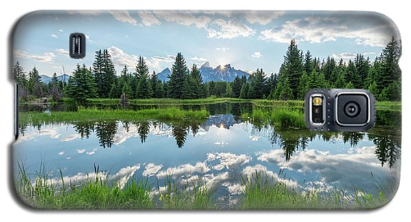 Galaxy S5 Case featuring the photograph Schwabacher's Landing by Dustin LeFevre