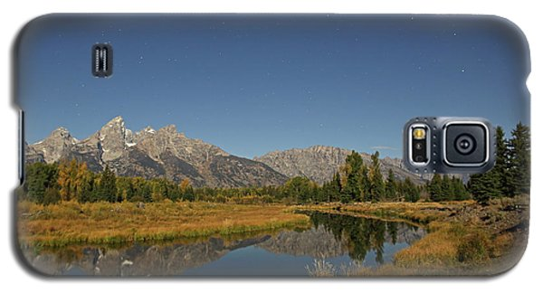 Schwabacher's Landing In Moonlight Galaxy S5 Case