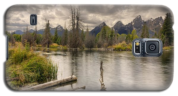 Schwabachers Landing Galaxy S5 Case by John Gilbert
