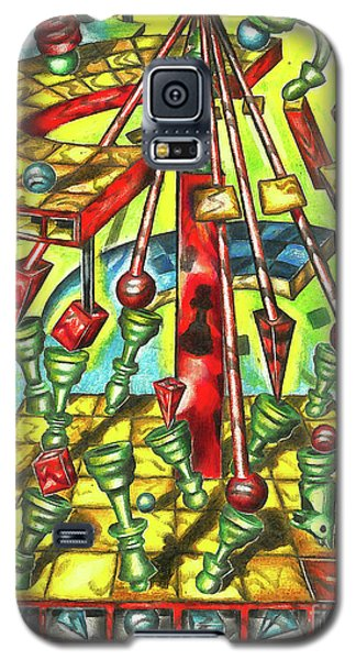 Science Of Chess Galaxy S5 Case