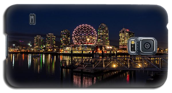Science World Nocturnal Galaxy S5 Case