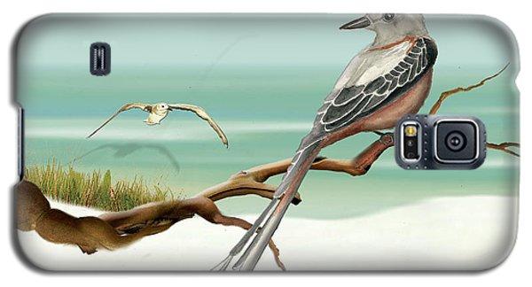 Scissor Tailed Flycatcher Galaxy S5 Case