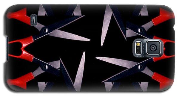 Scissors Galaxy S5 Case