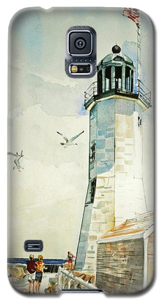 Scituate Light Galaxy S5 Case