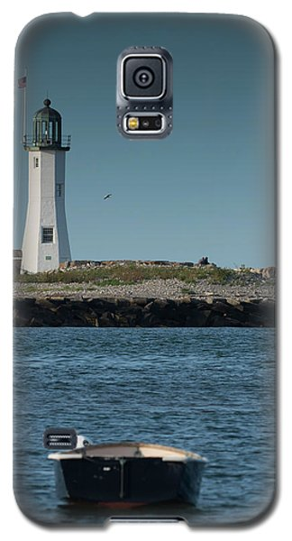Scituate Lighthouse Galaxy S5 Case