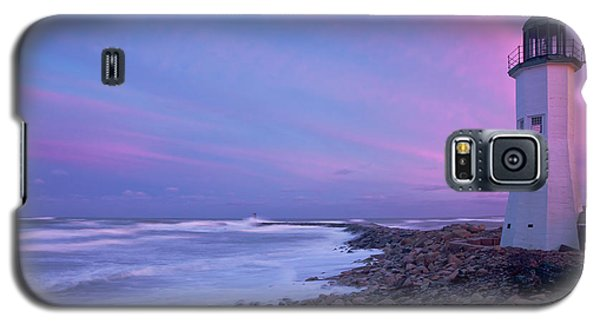 Scituate Sunset  Galaxy S5 Case