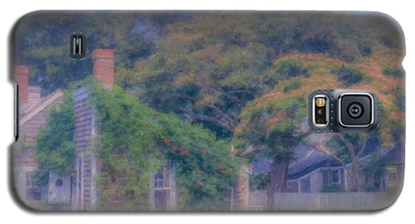 Sconset Cottages Nantucket Galaxy S5 Case
