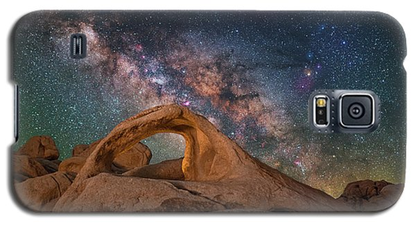 Scorpius And Its Arch Galaxy S5 Case