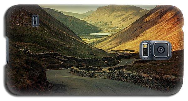 Scotland At The Sunset Galaxy S5 Case by Jaroslaw Blaminsky