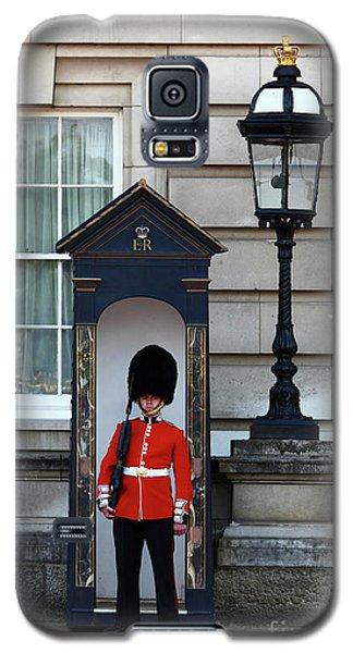 Scots Guard Buckingham Palace Galaxy S5 Case