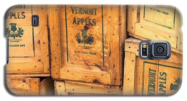 Scott Farm Apple Boxes Galaxy S5 Case