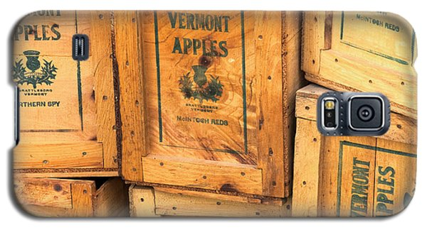 Scott Farm Apple Boxes Galaxy S5 Case