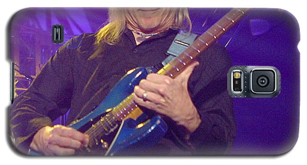 Galaxy S5 Case featuring the photograph Steve Morse Kansas by Don Olea