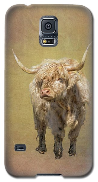 Scottish Highlander Galaxy S5 Case