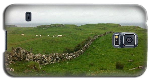 Scottish Wall Galaxy S5 Case