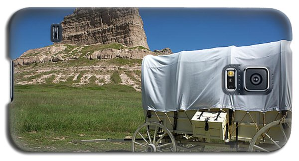 Scotts Bluff National Monument Nebraska Galaxy S5 Case
