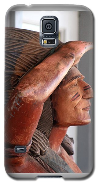 Scout - Close Up Galaxy S5 Case