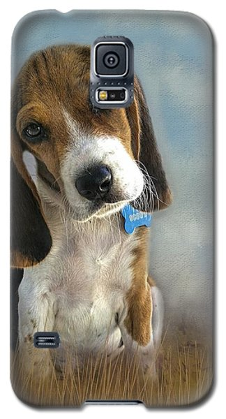Galaxy S5 Case featuring the photograph Scout by Steven Richardson