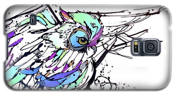 Scouting Galaxy S5 Case by Nicole Gaitan
