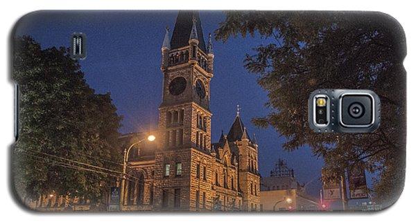 Scranton Pa City Hall Galaxy S5 Case