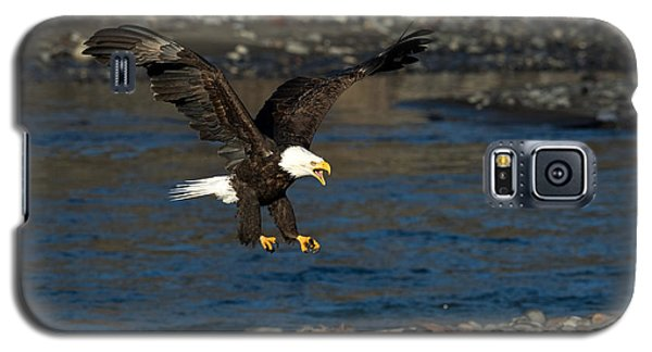 Screaming Eagle II Galaxy S5 Case