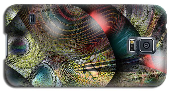 Screaming Spirals Galaxy S5 Case by Yul Olaivar