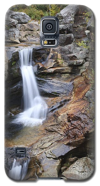 Screw Auger Falls - Maine  Galaxy S5 Case