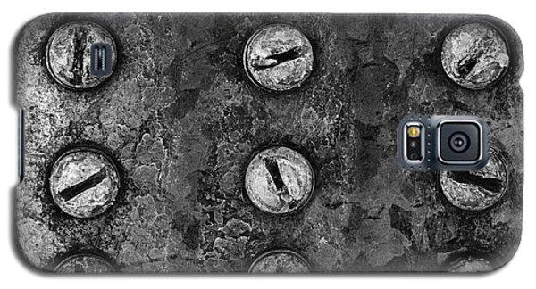 Screws On Utility Box Galaxy S5 Case