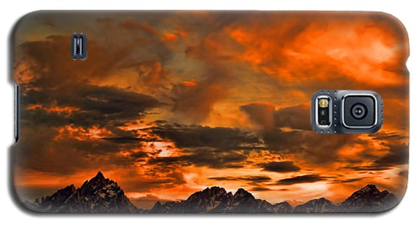 Scripture And Picture Psalm 121 1 2 Galaxy S5 Case
