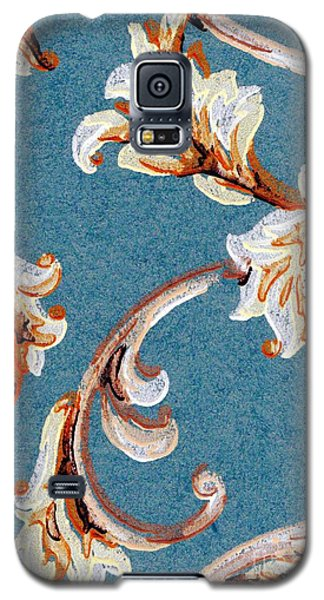 Scrolled Whimsy Galaxy S5 Case