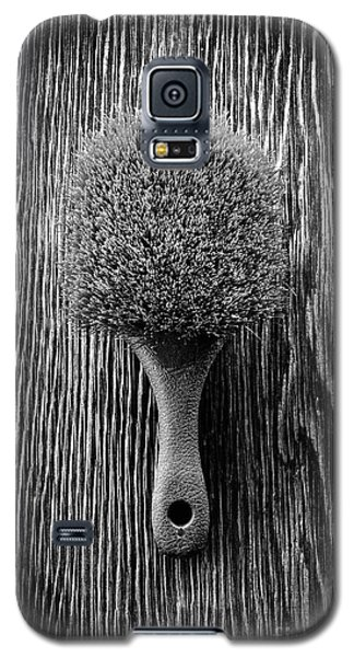 Scrub Brush Up Bw Galaxy S5 Case