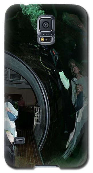 Scuba Diver At California Academy Of Sciences Galaxy S5 Case