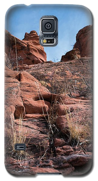 Sculpted Sandstone Galaxy S5 Case