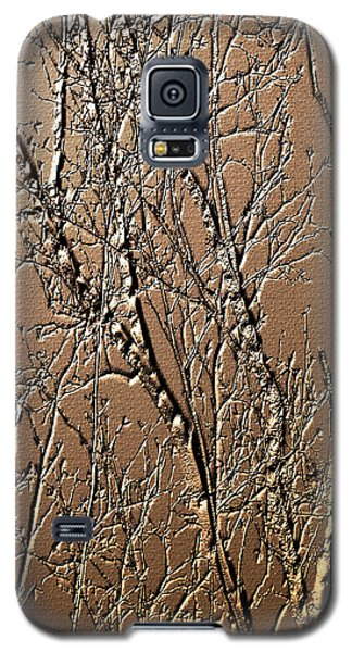 Sculpted Tree Branches Galaxy S5 Case