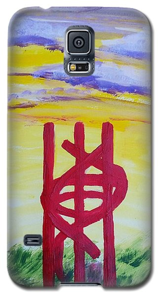 Sculpture Park Galaxy S5 Case