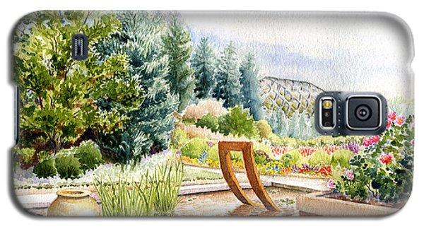 Sculpture Pool At Denver Botanic Gardens Galaxy S5 Case