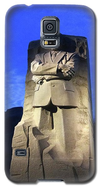 Sculptured Profile Martin Luther King Jr. Galaxy S5 Case