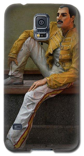 Sculptures Of Sankt Petersburg - Freddie Mercury Galaxy S5 Case