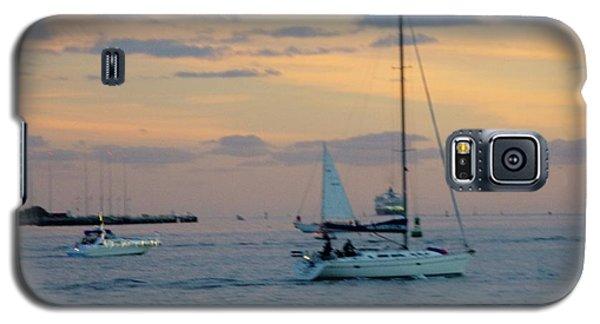 Sd Sunset 3 Galaxy S5 Case
